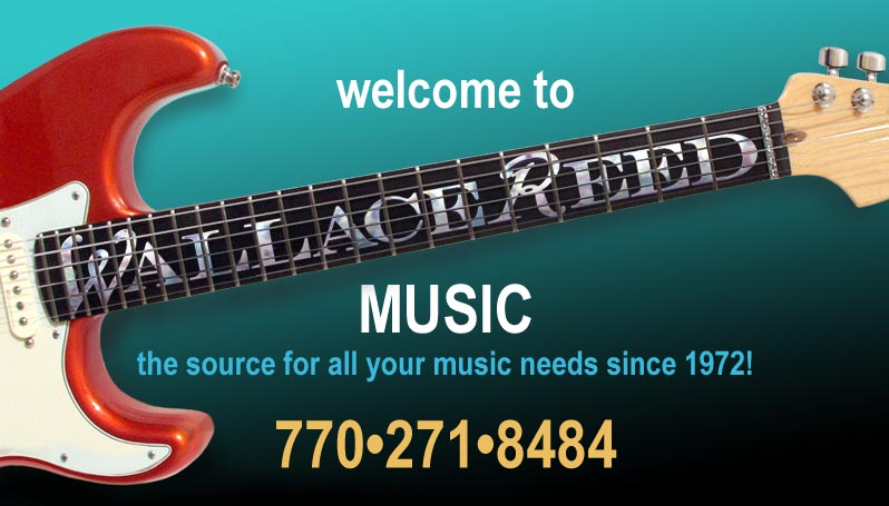 Wallace Reed Music